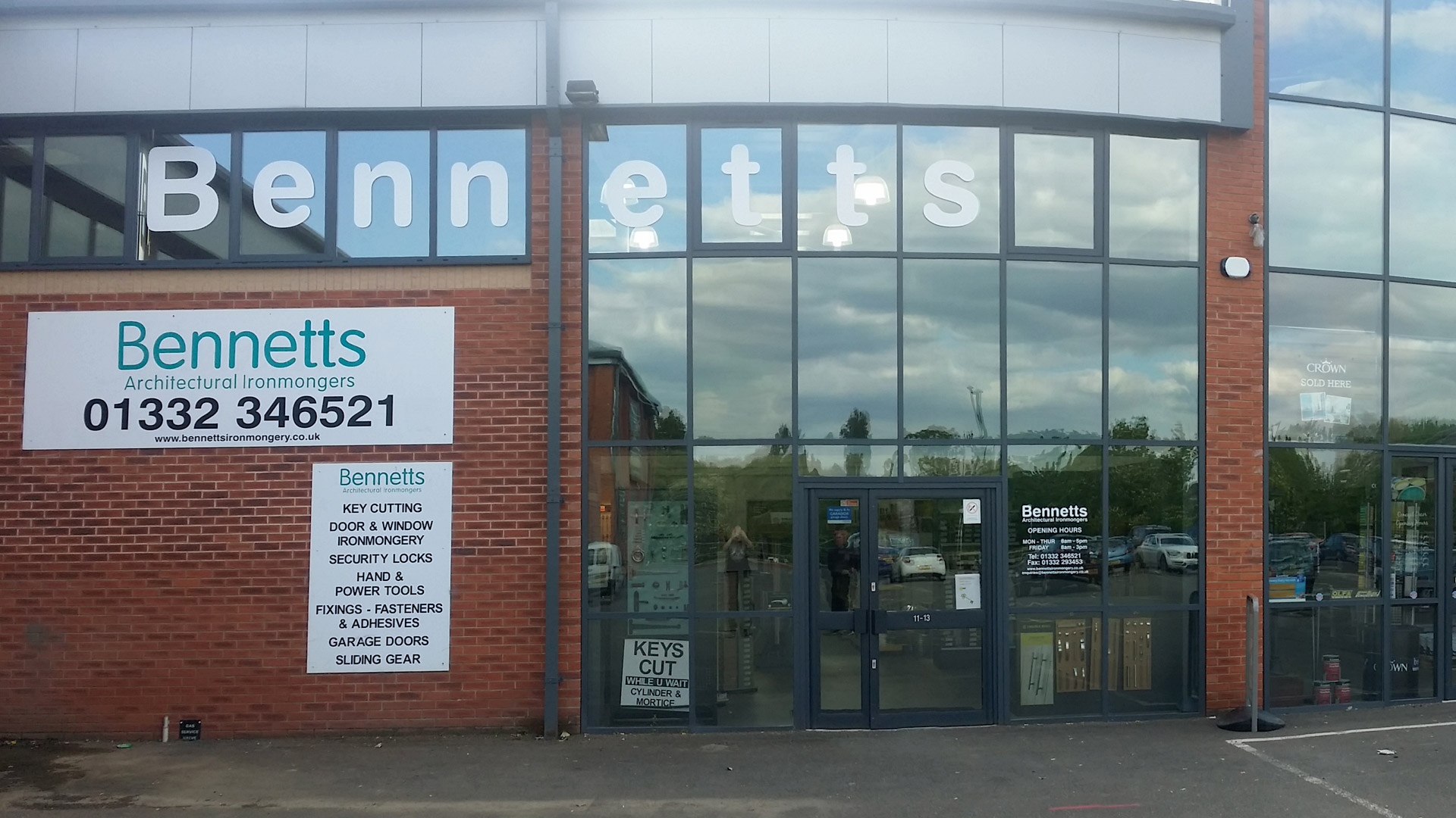 Bennetts Architectural Ironmongery