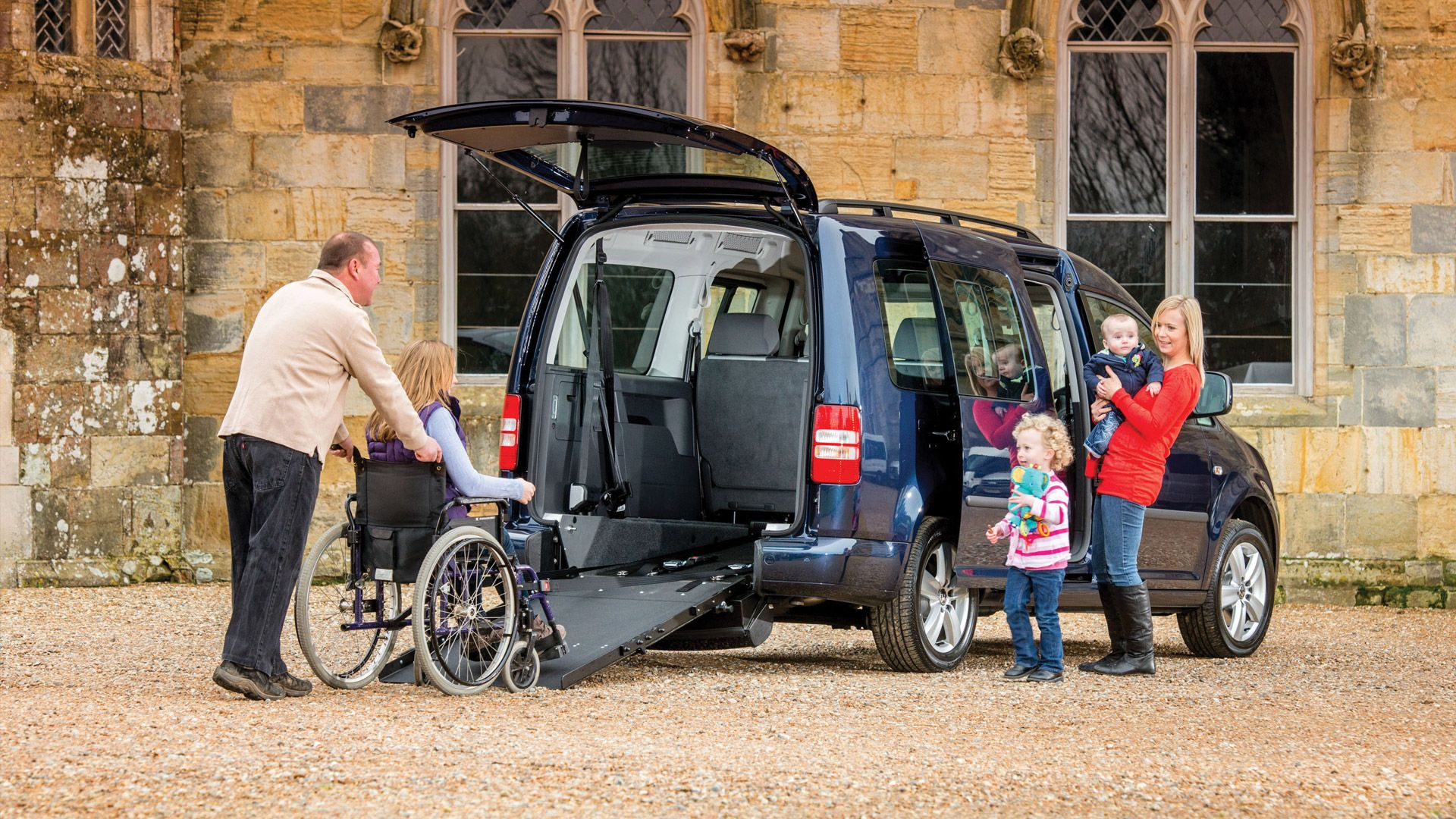 Wheelchair Accessible Vehicle Hire